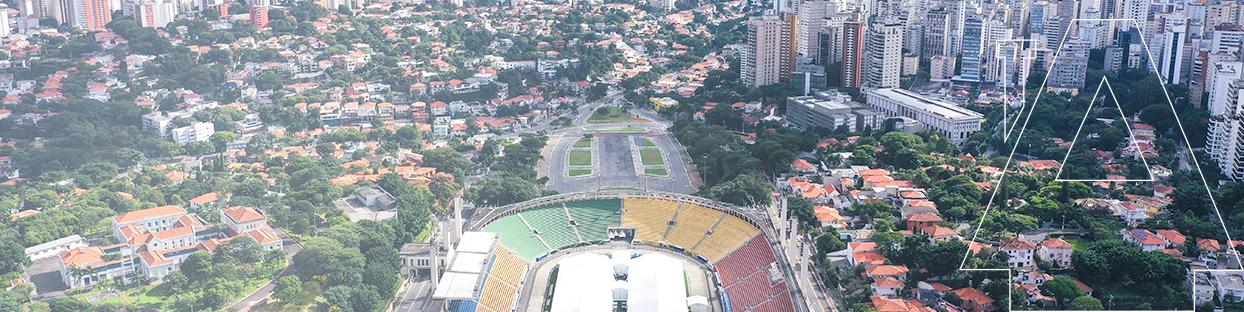 zona oeste de São Paulo