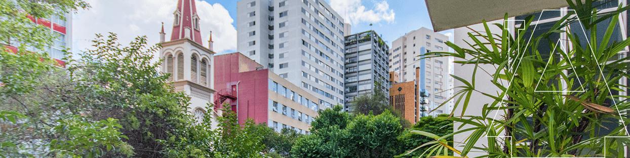 apartamento para alugar em Higienópolis